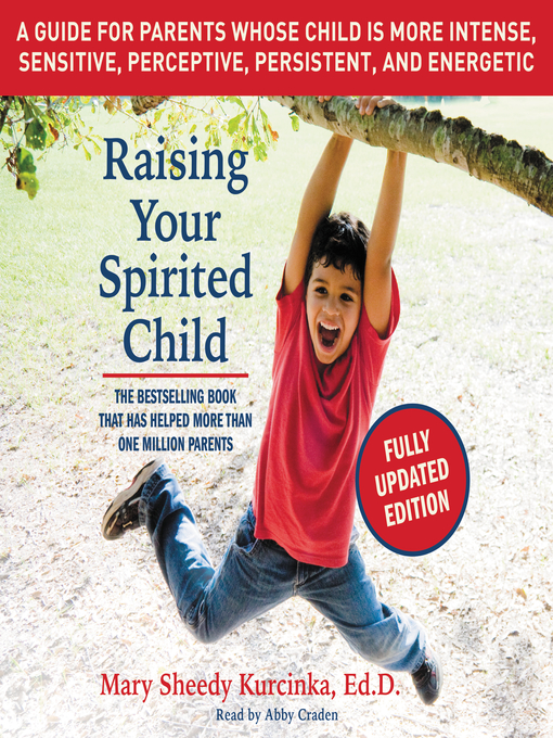 Cover of Raising Your Spirited Child