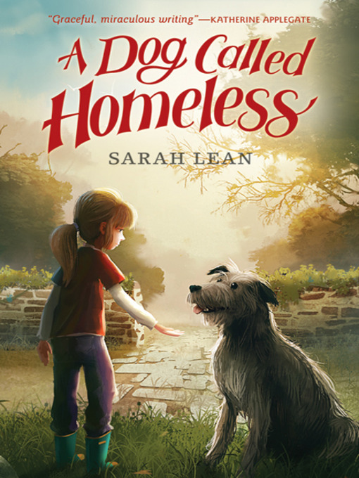 Title details for A Dog Called Homeless by Sarah Lean - Available
