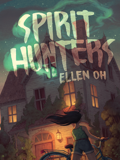Cover of Spirit Hunters