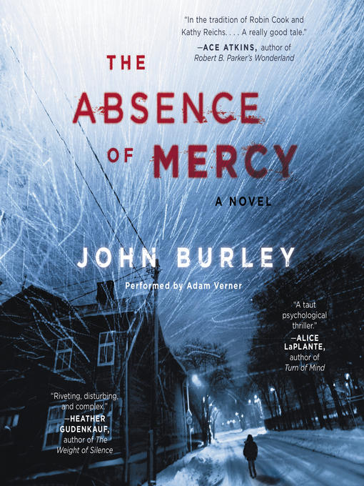 Title details for The Absence of Mercy by John Burley - Wait list