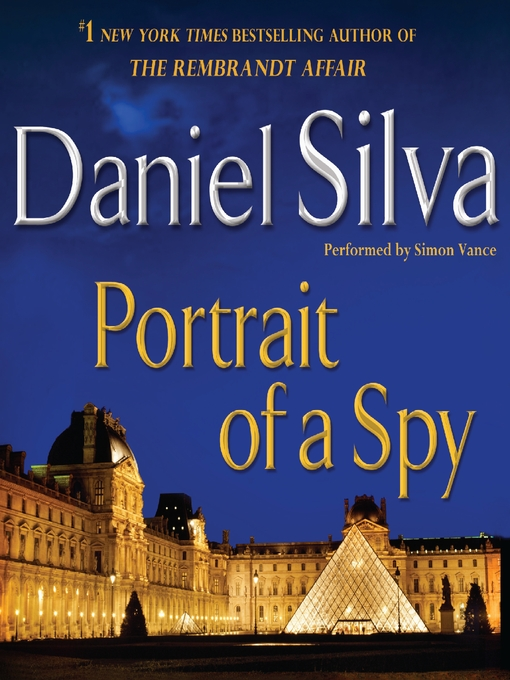Cover of Portrait of a Spy