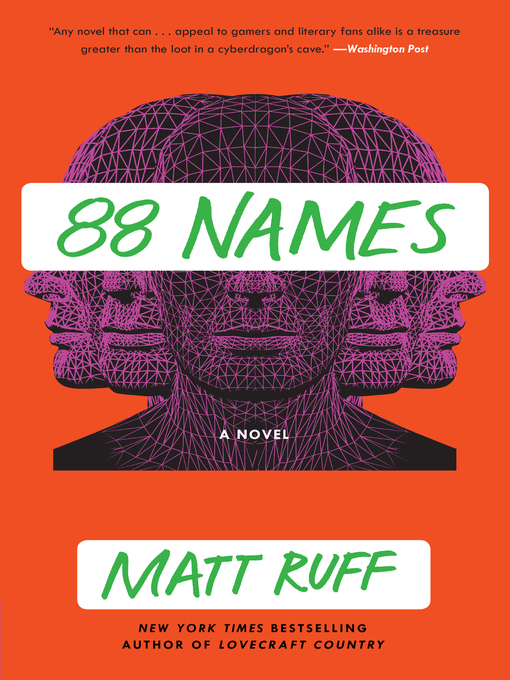 Title details for 88 Names by Matt Ruff - Available
