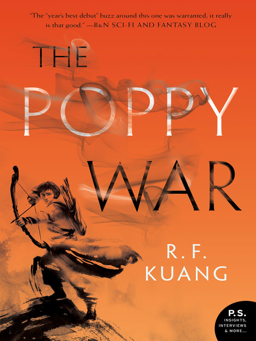 Title details for The Poppy War by R. F. Kuang - Available