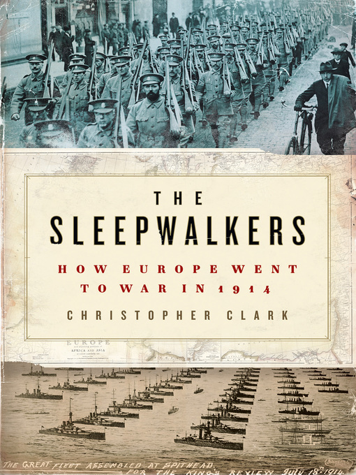 Title details for The Sleepwalkers by Christopher Clark - Available