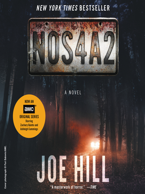 Title details for NOS4A2 by Joe Hill - Wait list