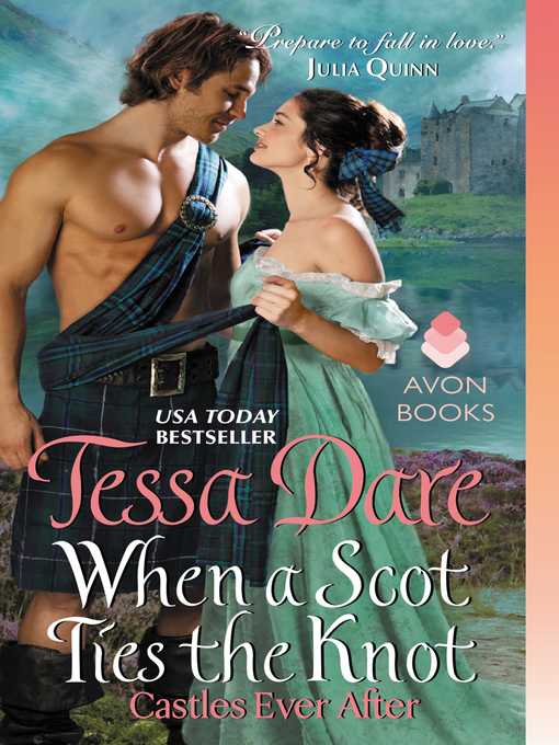 Title details for When a Scot Ties the Knot by Tessa Dare - Wait list