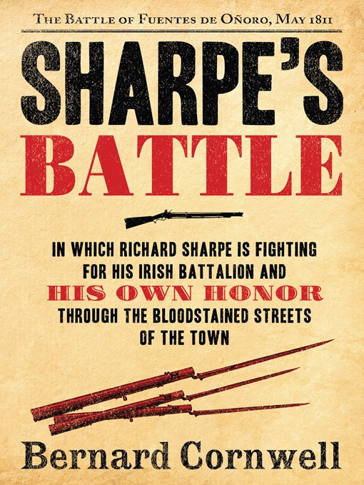 Title details for Sharpe's Battle by Bernard Cornwell - Available