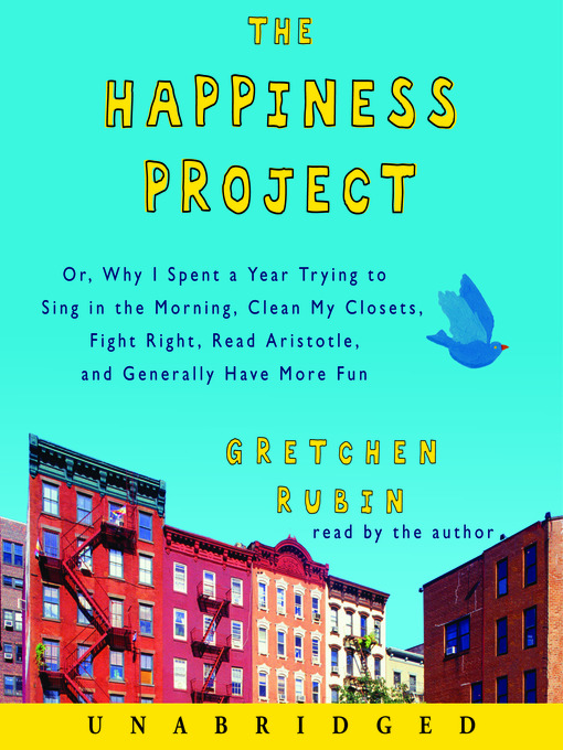 Title details for The Happiness Project by Gretchen Rubin - Wait list