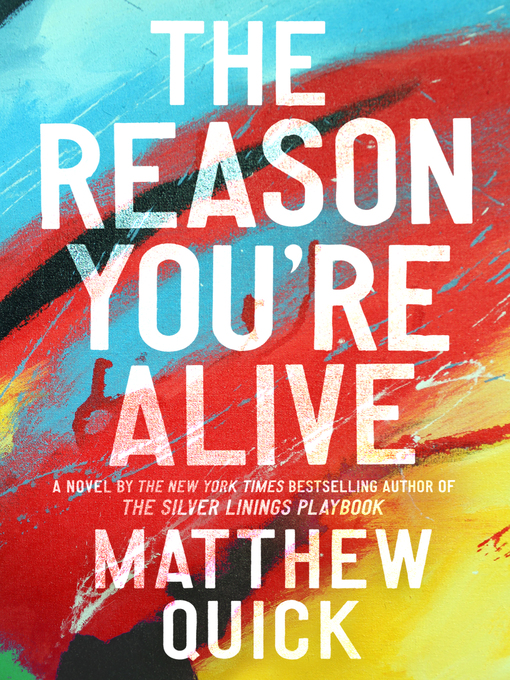 Cover of The Reason You're Alive