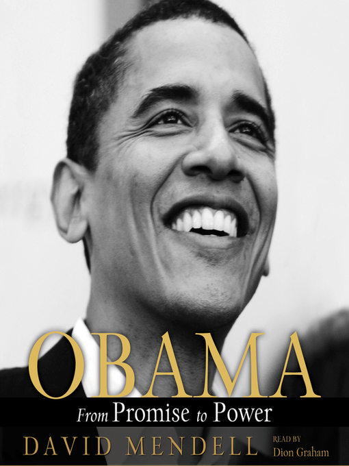 Title details for Obama by David Mendell - Available