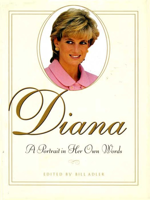 Title details for Diana by Bill Adler - Available