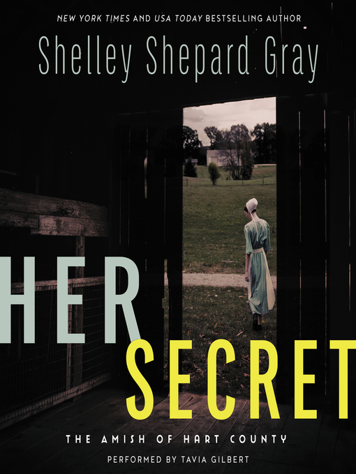 Title details for Her Secret by Shelley Shepard Gray - Wait list