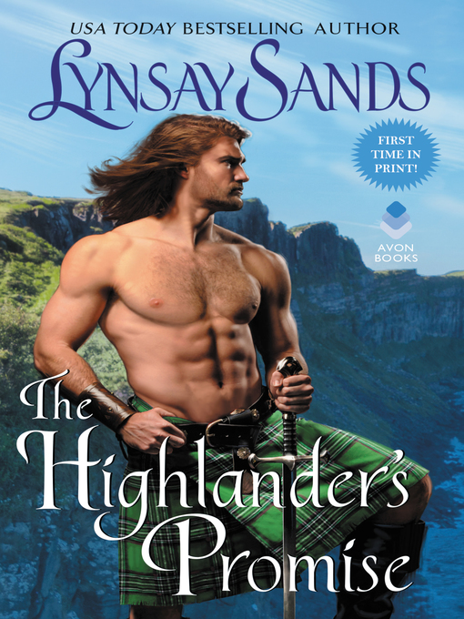 Title details for The Highlander's Promise by Lynsay Sands - Wait list