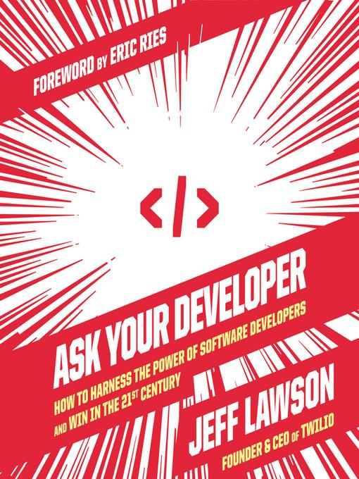 Title details for Ask Your Developer by Jeff Lawson - Wait list