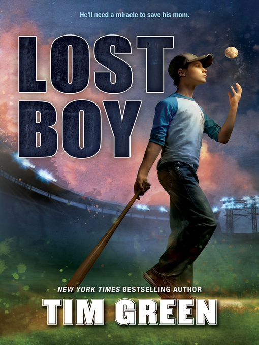 Cover of Lost Boy
