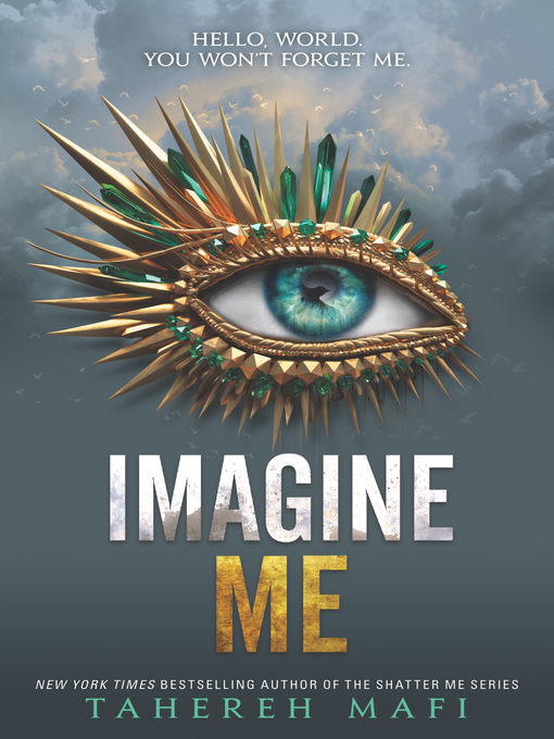 Title details for Imagine Me by Tahereh Mafi - Wait list