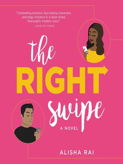 Title details for The Right Swipe by Alisha Rai - Wait list