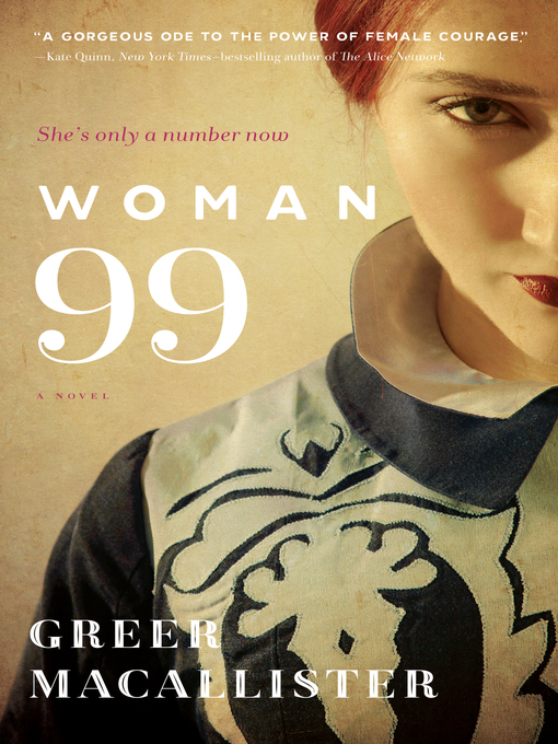 Title details for Woman 99 by Greer Macallister - Wait list