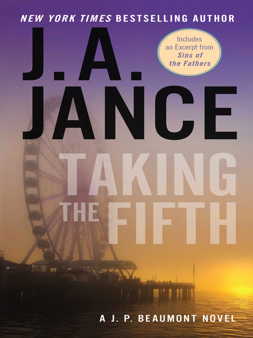 Title details for Taking the Fifth by J. A. Jance - Wait list
