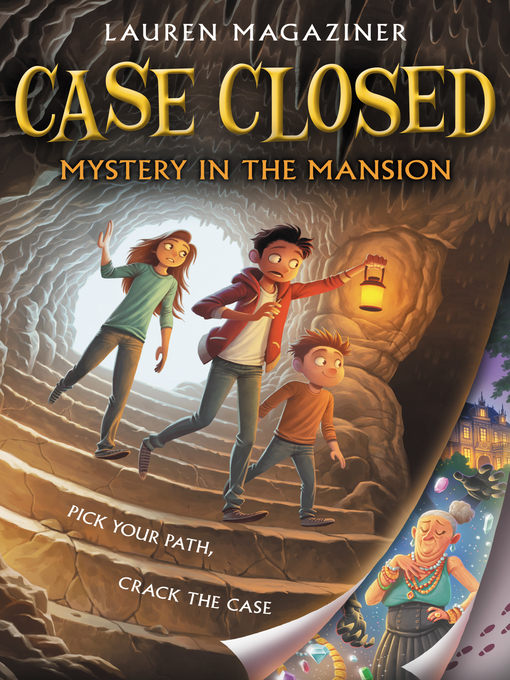 Title details for Case Closed #1 by Lauren Magaziner - Available
