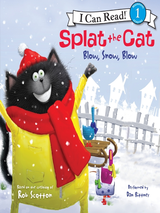 Title details for Blow, Snow, Blow by Rob Scotton - Available