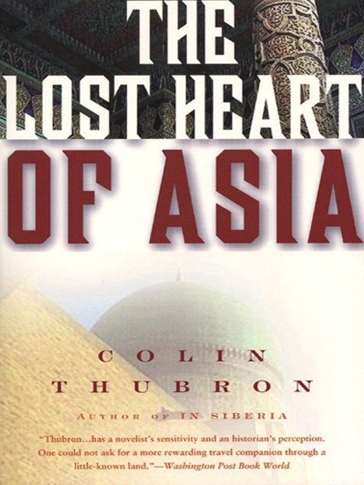 Cover of The Lost Heart of Asia