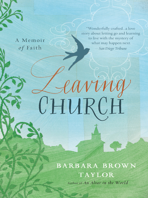 Title details for Leaving Church by Barbara Brown Taylor - Available
