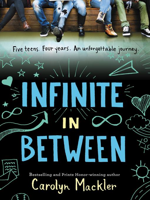 Title details for Infinite in Between by Carolyn Mackler - Wait list