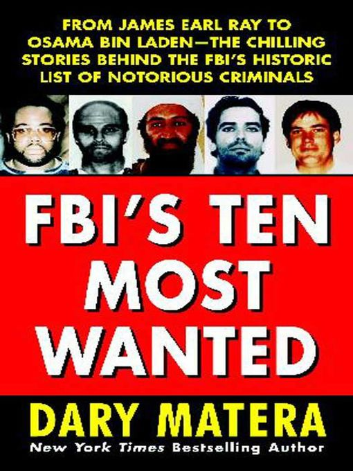 Title details for FBI's Ten Most Wanted by Dary Matera - Wait list