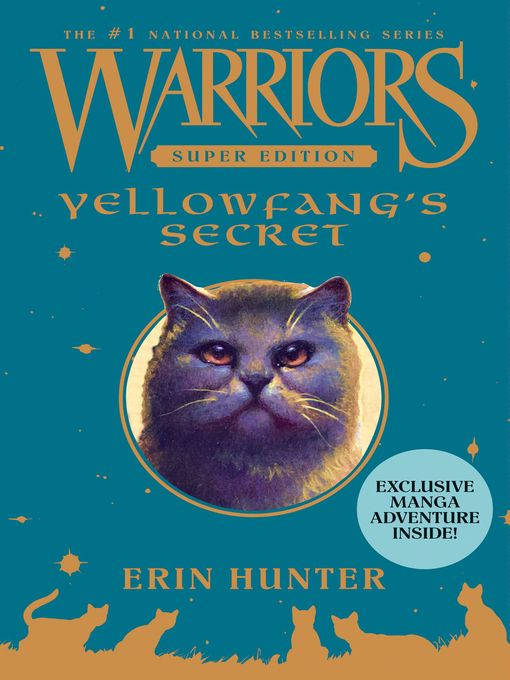 Title details for Yellowfang's Secret by Erin Hunter - Wait list
