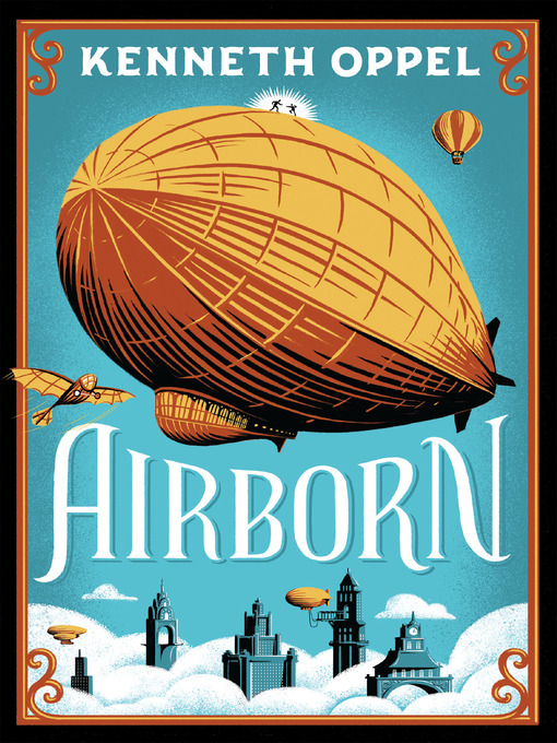 Title details for Airborn by Kenneth Oppel - Wait list