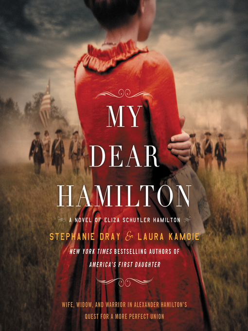 Cover image for book: My Dear Hamilton