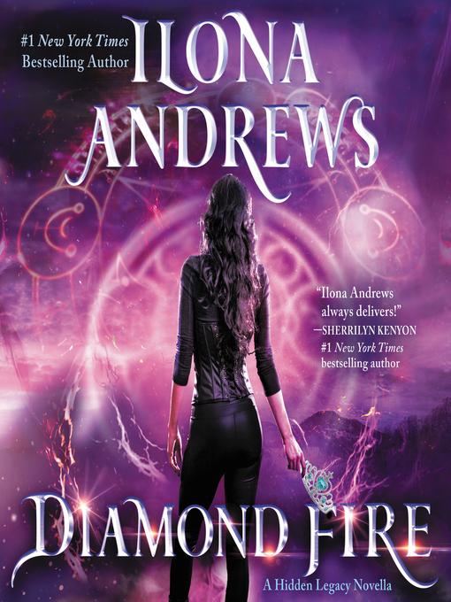 Title details for Diamond Fire by Ilona Andrews - Wait list