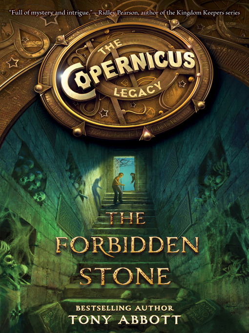 Title details for The Forbidden Stone by Tony Abbott - Wait list