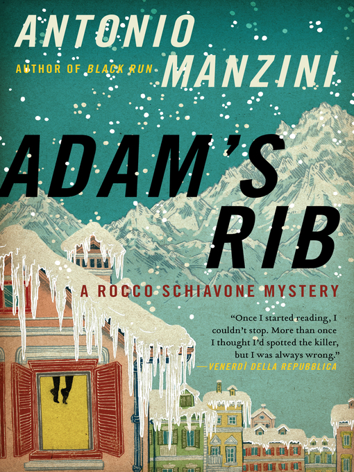 Title details for Adam's Rib by Antonio Manzini - Available