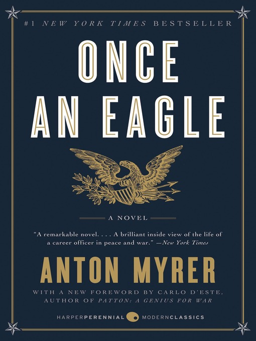 Title details for Once an Eagle by Anton Myrer - Wait list
