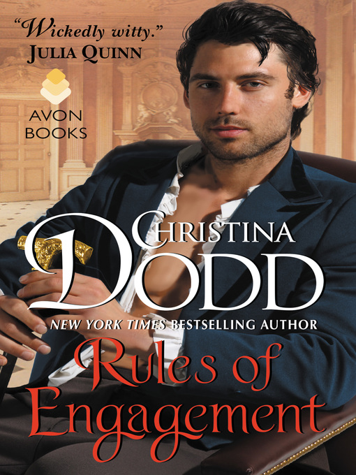 Title details for Rules of Engagement by Christina Dodd - Available