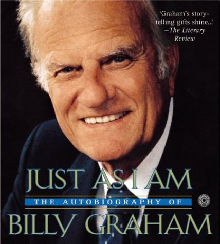 Title details for Just as I Am by Billy Graham - Available