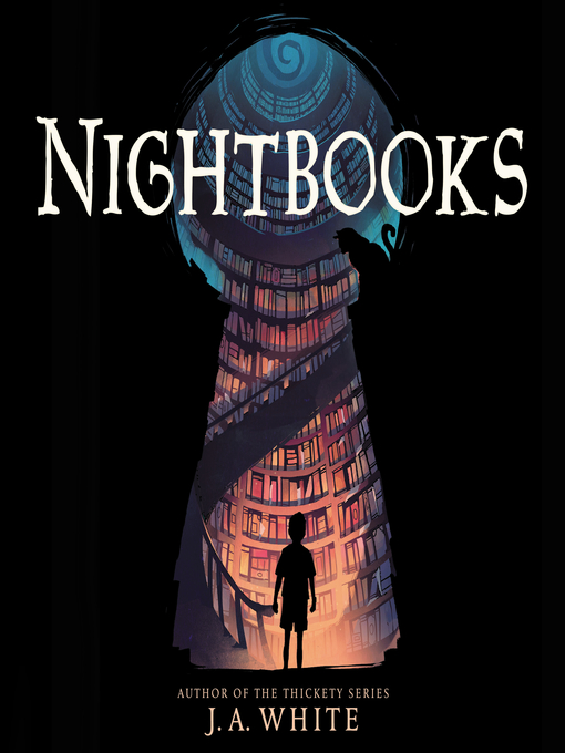 Title details for Nightbooks by J. A. White - Available