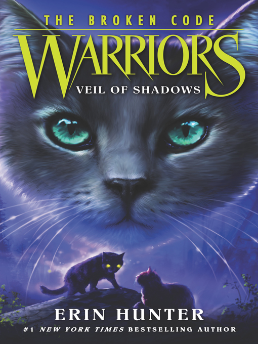 Title details for Veil of Shadows by Erin Hunter - Available