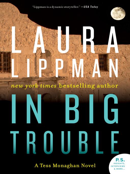 Title details for In Big Trouble by Laura Lippman - Wait list