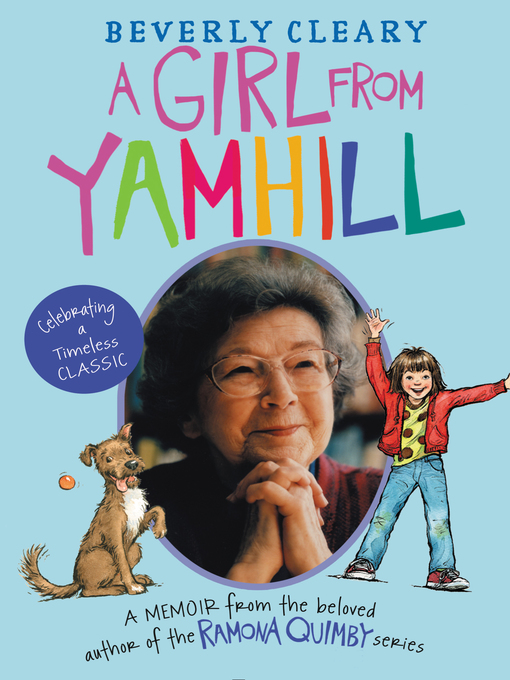 Title details for A Girl from Yamhill by Beverly Cleary - Available