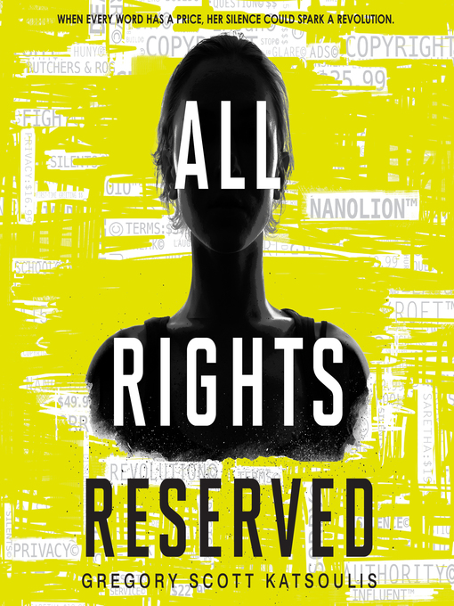 Cover of All Rights Reserved