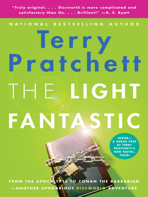 Title details for The Light Fantastic by Terry Pratchett - Wait list