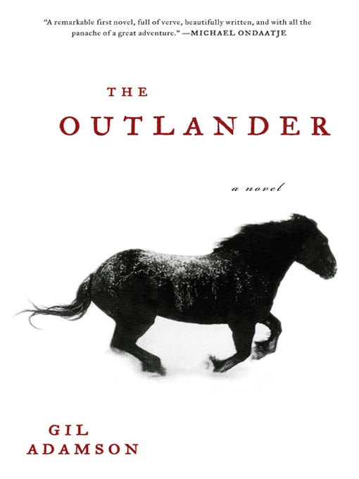 Title details for The Outlander by Gil Adamson - Available