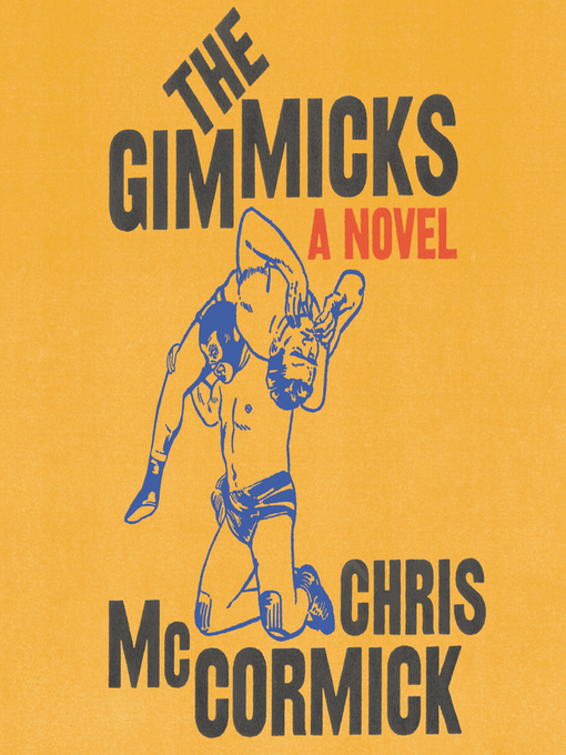 Title details for The Gimmicks by Chris McCormick - Wait list