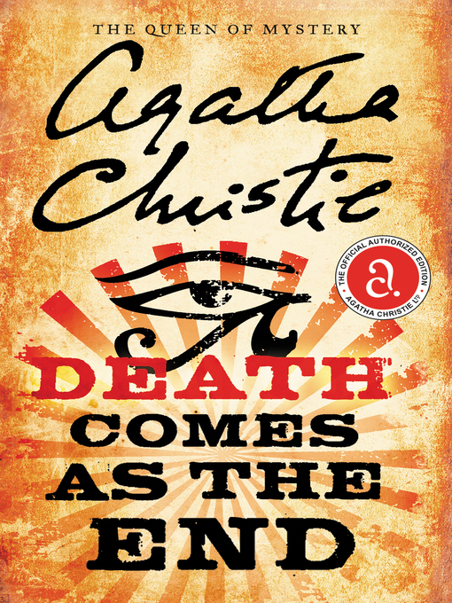 Title details for Death Comes As the End by Agatha Christie - Wait list