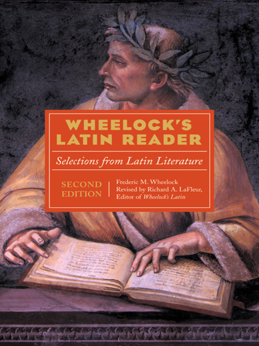Title details for Wheelock's Latin Reader by Richard A. LaFleur - Available