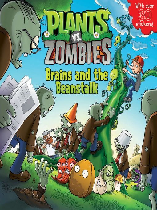 Cover of Brains and the Beanstalk