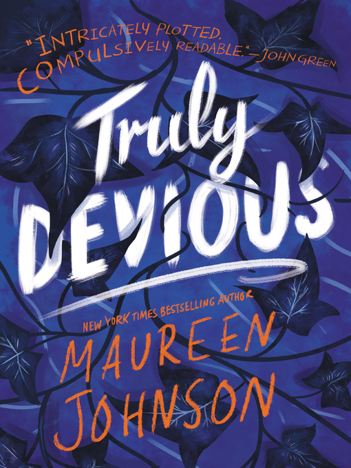 Title details for Truly Devious by Maureen Johnson - Wait list